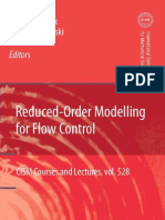 Reduced Order Modelling for Flow Control (edited by BERND R. NOACK, MAREK MORZYNSKI, GILEAD TADMOR)