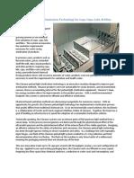 Claranor Pulsed Light Sanitation Technology