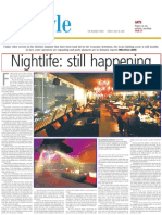 Nightlife Still Happening
