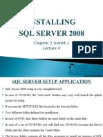 Installation of sol server