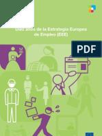 494145 Diez Anos de Estrategia Europea de Empleo