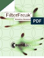 FilterFreak Manual