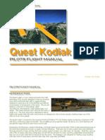 Quest Kodiak Manual