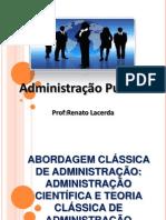 MPU 0 - Abordagem Clássica de Administração