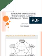 MPU 1 - Processo Administrativo e Estruturas Organizacionais