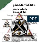 FMA Inosanto Lacoste Method