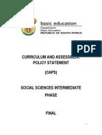 Social Science Ip 20 January 2011