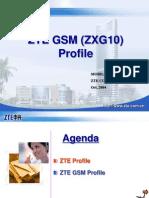 ZTE Gsm Profile