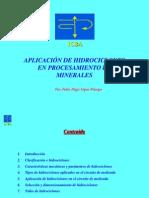 129328262 Aplicacion de Hidrociclones en Procesamiento de Minerales