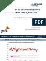 Economía para Ejecutivos M1 - Reunión 1