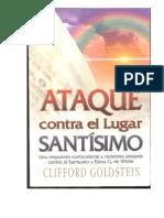 Ataques Contra el lugar Santísimo - Clifford Goldstein