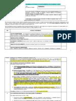 Instructivo Para El Desarrollo Del Proyecto de Reglamento