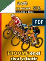 xx Guía Tour de France 2013 xx
