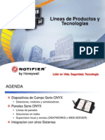 Notifier Productos y Tecnologias Mar 2010.ppt