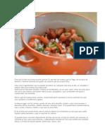 Recetas Veganas Salsa Criolla