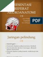 Presentasi NEUROANATOMI Powerpoint Ayu Nindya