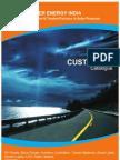 Spei - Customer Catalogue
