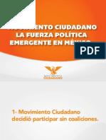 Presentación de Resultados - Movimiento Ciudadano
