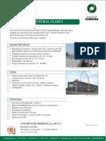 01 Concreto Estructural Clase I