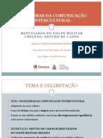 apresentacao OS DILEMAS DA COMUNICAÇÃO INTERCULTURAL