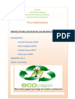Proyecto Del Manejo de Los Residuos Solidos (2)