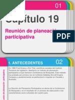 Reunión de planeación  participativa