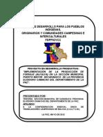 Proyecto Forraje de Alfalfa