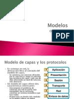 Modelos OSI vs Modelo TCP IP