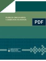 Derechos Humanos y Pueblos Originarios, Argentina
