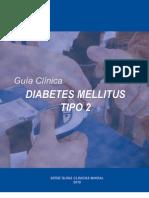 Guia Clinica Diabetes Mellitus Tipo 2 Minsal