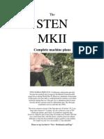 Sten Gun Mk2