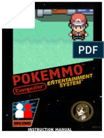 PokeMMO Instruction Manual