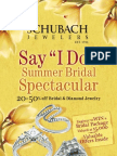 Schubach Jewelers Summer 2009 Catalog