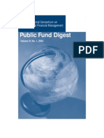 2004 Public Fund Digest Vol4 No1