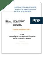 Sistema Financiero Segundo Grupo