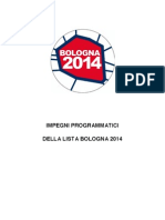 Program Ma Bologna 20141
