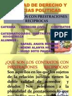 Diapositiva Contratos Con Prestaciones[1]