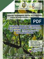 Guía del manejo integrado de enfermedades del cultivo de cacao (Theobroma cacao L.) en la Amazonía.
