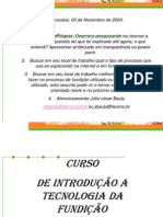 Fundicao Solidificacao Aula II[1]