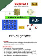 enlace quimico presentación