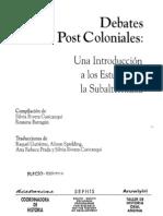 Guha Ranajit_La Prosa de Contra Insurgencia_Debates Post Coloniales
