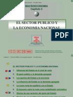 3 - El Sector Público en la economía nacional
