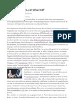 [ Gutierrez, e. ] --- Los Nativos Digitales, Mito Genial --Apea19