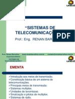 Apostila Sistema de TelecomI