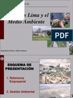 CEMENTOS LIMA - Gestión Ambiental