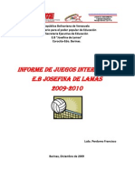Informe++de+Intercursos+2009 2010