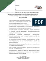 Funciones+Del+Especialista+de+Deporte+y+Cronograma2009 2010