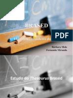 tesauro brased - versão final