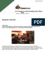 Guia Trucoteca Assassins Creed La Hermandad Xbox 360