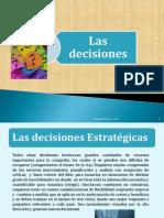 Tarea 1- Las Decisiones
